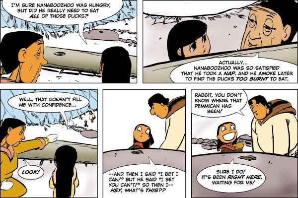 Bear Walker – Page 9a