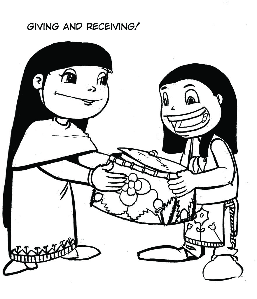 gift giving copy