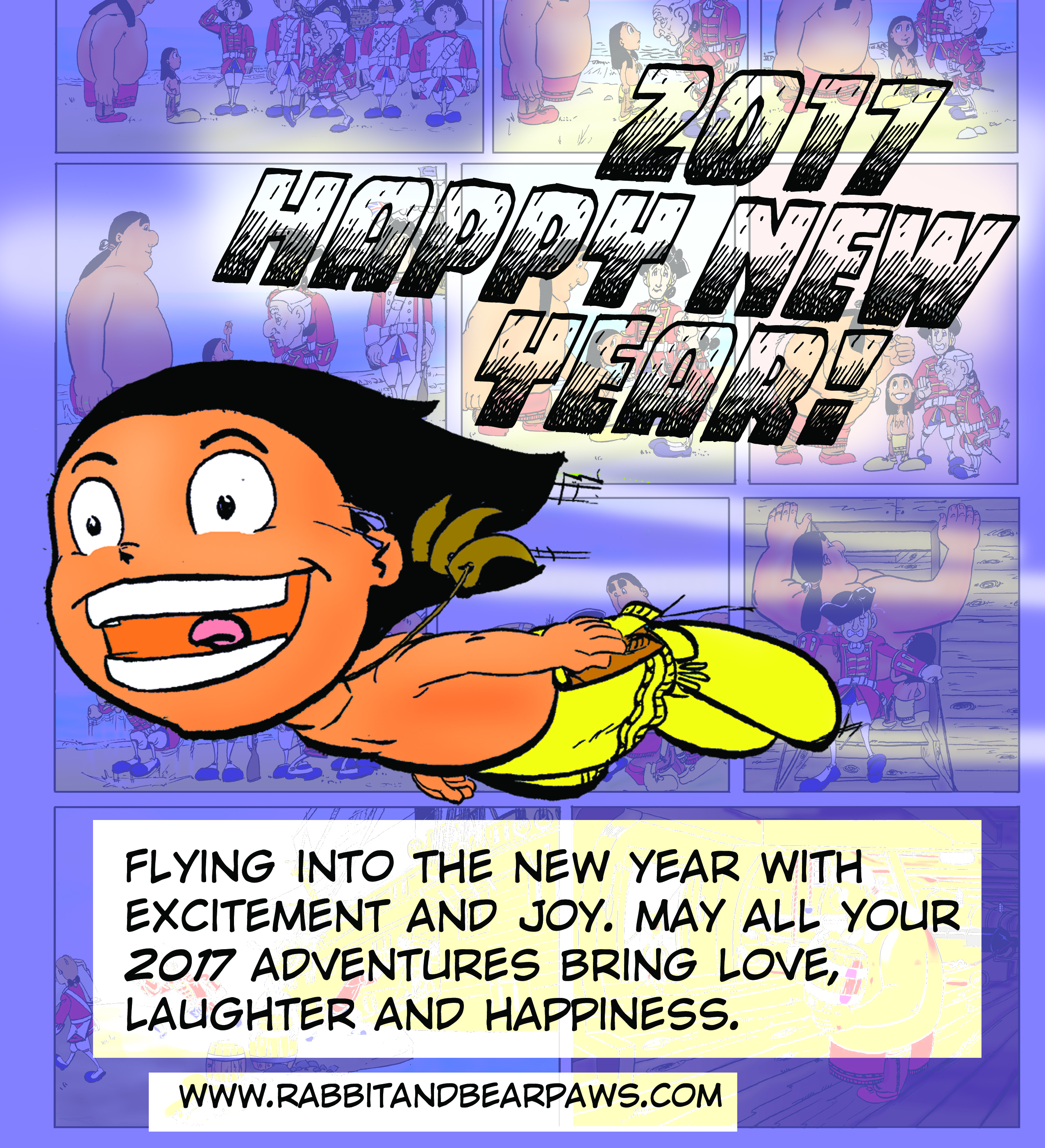 2017 – Happy new year